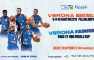 FIBA World Cup 2019: da domani a Verona l'Italbasket maschile si cimenta vs Senegal, Russia e Venezuela mentre Marco Crespi lascia il Rosa