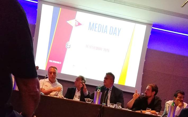 Media Day Virtus Roma