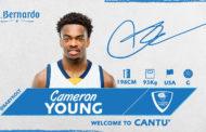 Legabasket LBA Mercato 2019-20: Cantù scioglie le riserve sul sesto straniero e sceglie la guardia Cameron Young