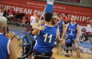 Basket in carrozzina IWBF Europe Championship 2019: match tiratissimo per l'ItalFipic che batte anche i padroni di casa della Polonia