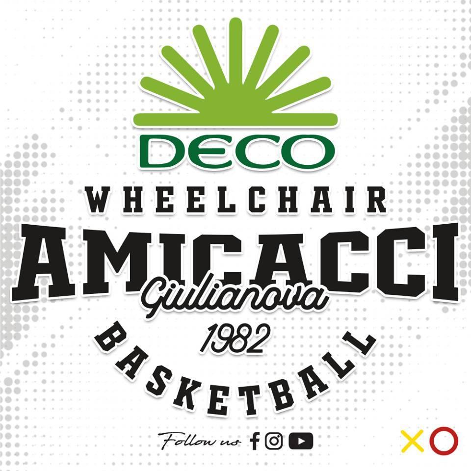 Basket in carrozzina #SerieAFipic 2020-21: il passo indietro del Santa Lucia Basket spaventa l'Amicacci Giulianova!