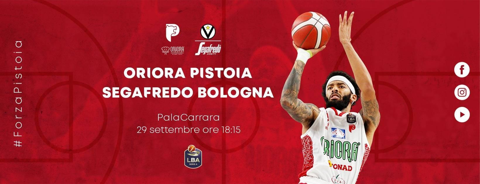 Legabasket LBA 2^ giornata 2019-20: la Oriora Pistoia deve cedere alla Virtus Bologna per 78-88