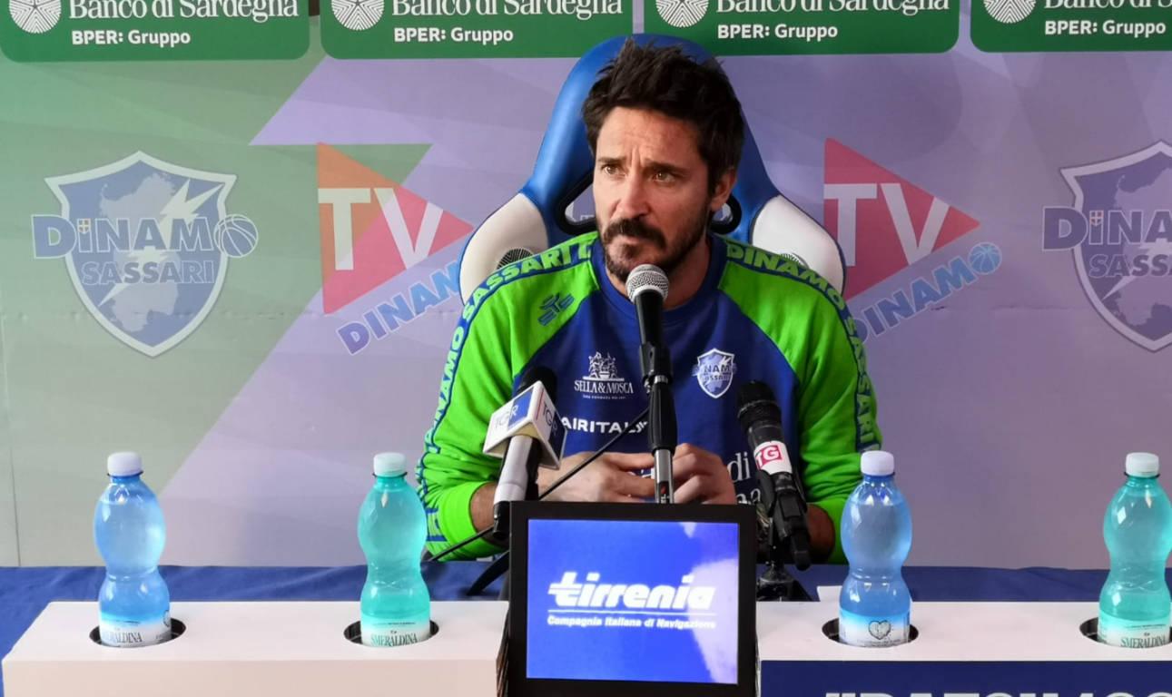 Interviste by All-Around.net 2019-20: Gianmarco Pozzecco ovvero la parola al coach della Dinamo Sassari ai tempi del #COVID-19