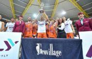 Legabasket LBA precampionato 2019-20: Sassari è già in palla batte l'Efes Istanbul per 90-82 e vince l'Air Italy