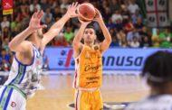 Legabasket LBA 2^ giornata 2019-20: la Dinamo Sassari batte nettamente la Carpegna Prosciutto Pesaro 99-79