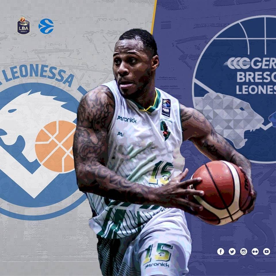 Legabasket LBA Mercato 2019-20: al posto di Branson Koenig arriva dall'Ungheria Angelo Warner alla corte di coach Vincenzo Esposito a Brescia