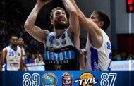 Legabasket LBA 2^ giornata 2019-20: vince al suo debutto la Vanoli Cremona ma solo nei secondi finali vs una solidissima Treviso