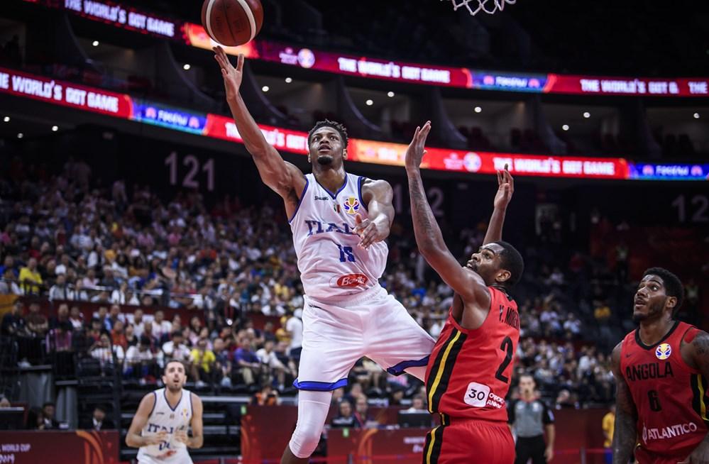 FIBA World Cup China 2019: can't teach tall