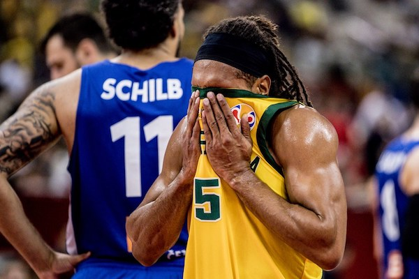 Fiba World Cup China 2019: l'Australia è in festa perché è tra le prime 4 del mondo