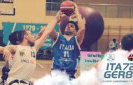 Basket in carrozzina #SerieAFipic 2019-20: l'Azzurro Filippo Carossino descrive il momento dell'UnipolSai Briantea84