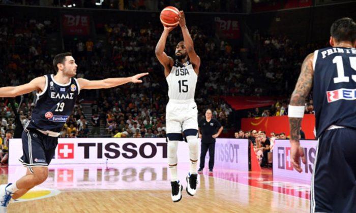 FIBA World Cup China 2019: Mitchell e Walker trascinano Team USA ai quarti