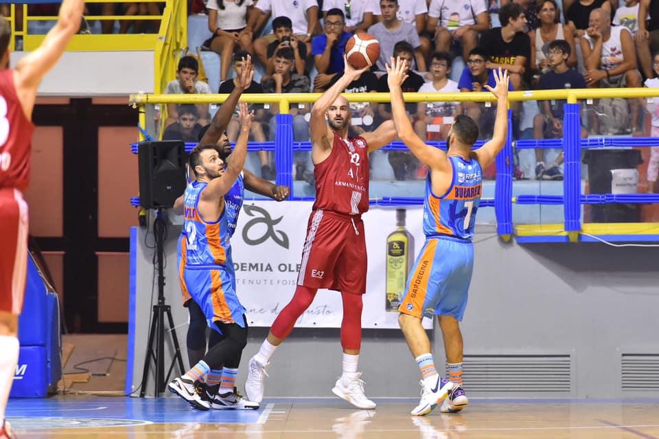 Legabasket LBA Precampionato 2019-20: al