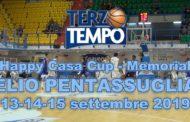 Legabasket LBA precampionato 2019-20: riviviamo il 9° Memorial Pentassuglia a Brindisi nella puntata speciale di Terzo Tempo