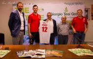 Legabasket LBA Precampionato 2019-20: oggi all'Oriora Pistoia è stato presentato Angus Brandt
