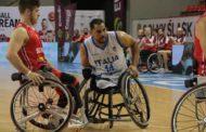 Basket in carrozzina IWBF Europe Championship 2019: terza vittoria ItalFipic vs la Svizzera per 53-44