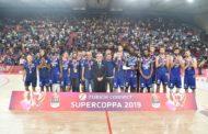 Supercoppa LBA Zurich Connect 2019: l'Happy Casa Brindisi si consola con il 3° posto battendo nella finalina la Vanoli Cremona