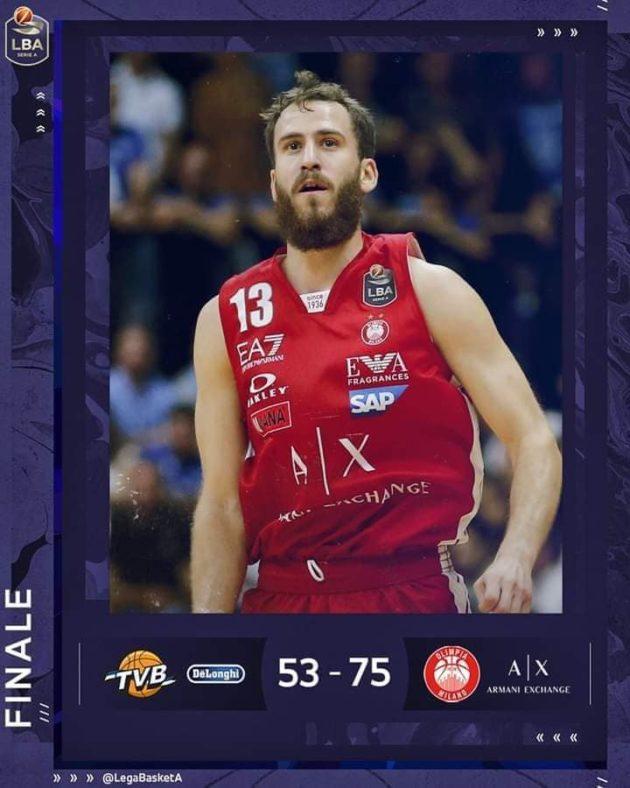 Legabasket LBA 1^giornata 2019-20: l'Olimpia vince all'esordio a Treviso mettendo in mostra una super difesa, ma non sono tutte rose e fiori..