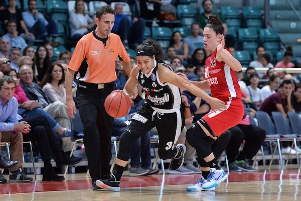Lega Basket Femminile A1 3^giornata 2019-20: prima vittoria della Virtus Segafredo Bologna