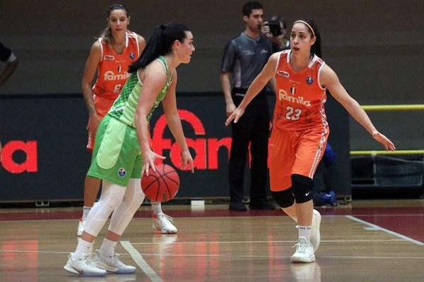 Lega Basket Femminile 3^giornata 2019-20: Ragusa vince a Schio e Palermo festeggia la prima vittoria in serie A1 dopo 29 anni