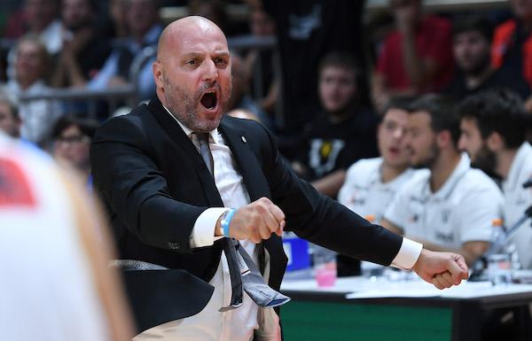 7Days Eurocup II^giornata 2019-20: Sasha Djordjevic presenta l'impegno della Segafredo Bologna con il Maccabi Rishon LeZion