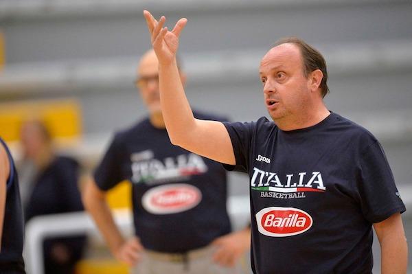 Italbasket 2019: comincia il nuovo lavoro di coach Andrea Capobianco con la Nazionale femminile senior