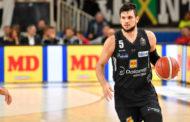 Legabasket LBA 6^giornata 2019-20: si riscatta Trento che batte in casa una sempre coriacea Treviso 76-71