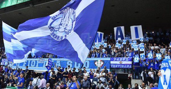 Legabasket LBA 5^giornata: la presentazione del derby veneto Dè Longhi Treviso-Umana Reyer Venezia