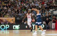 LBA Legabasket 5^ritorno 2019-20: l'anticipo del sabato sera è la delicatissima sfida che la Virtus Roma gioca vs la Fortitudo Bologna al PalaDozza...