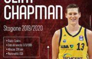 Legabasket LBA mercato 2019-20: chi è Clint Chapman nuovo centro della Carpegna Prosciutto Pesaro (con highlights)