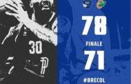 7DAYS EuroCup #Round3 2019-20: la Germani Basket Brescia mantiene la media casalinga e batte il Cedevita Ljubljana 78-71