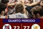 Serie B girone D Old Wild West 4^giornata: la Citysightseeing Palestrina espugna Cassino per 72-77