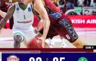 7DAYS EuroCup #Round4 2019-20: la Reyer Venezia non fallisce il secondo match in casa vs il Limoges