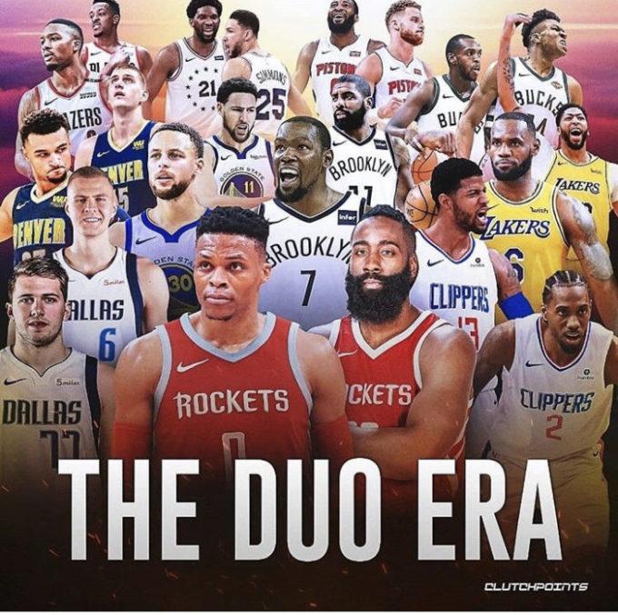 NBA 2019-20: #Insideout, le pulci alla nuova stagione…A modo nostro!