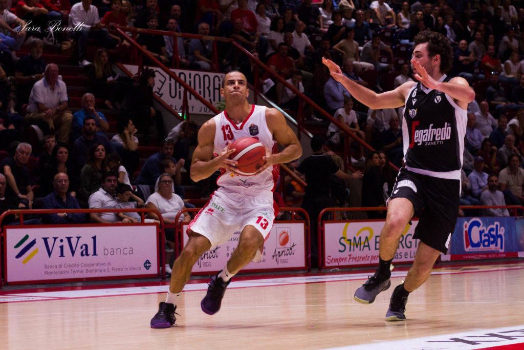 Legabasket LBA 2019-20: a Pistoia è stato il giorno di Jean Salumu a dire la sua su squadra e campionato