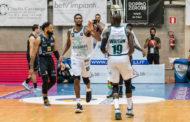 Legabasket LBA 5^giornata 2019-20: l'Acqua S.Bernardo Cantù supera la Dolomiti Energia Trentino