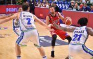 Legabasket LBA 4^giornata 2019-20: testacoda della Dinamo Sassari che cede in casa ad una orgogliosa Pallacanestro Trieste