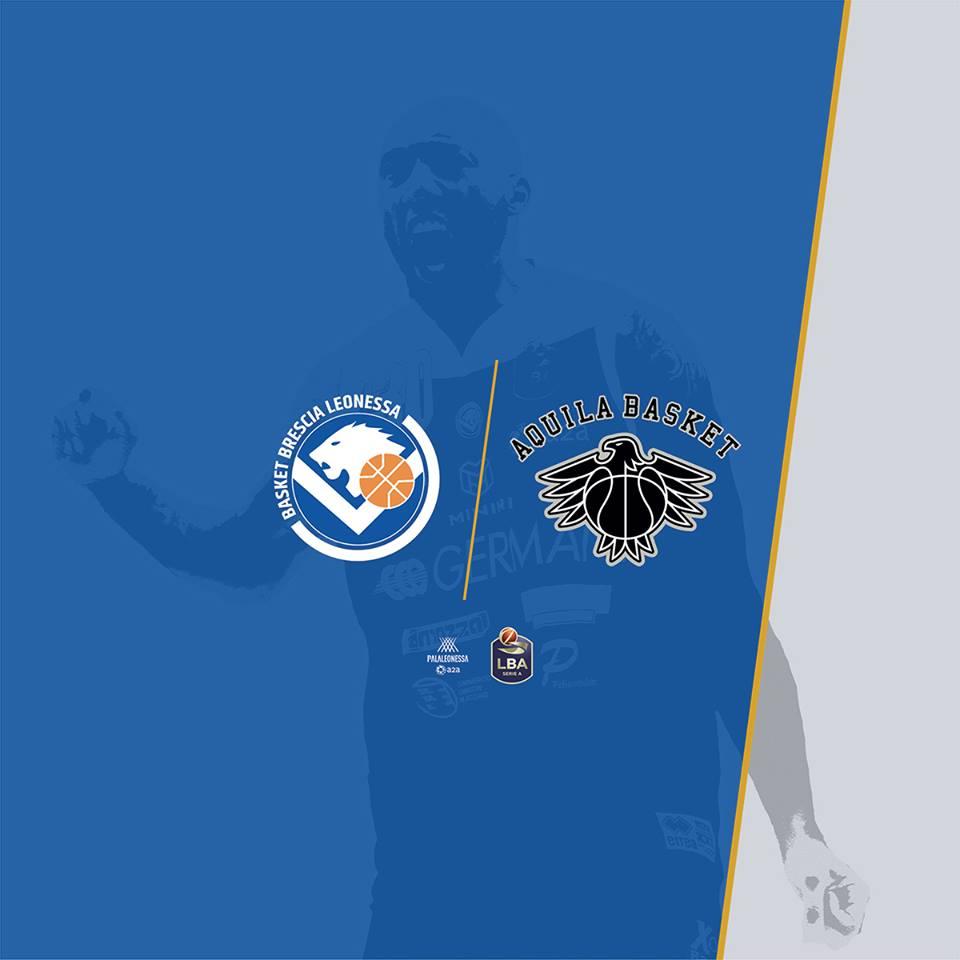 Legabasket LBA 4^giornata 2019-20: bel match al PalaLeonessa tra Brescia e Trento per capire dove potranno ambire in stagione