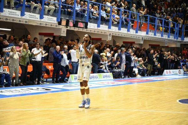 Legabasket LBA 3^giornata 2019-20: Banks ispira la vittoria della Happy Casa Brindisi sulla Leonessa Brescia