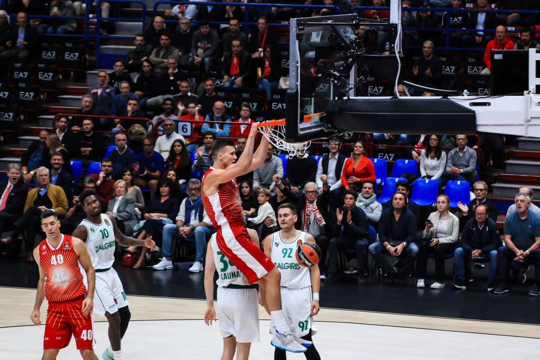 Turkish Airlines Euroleague 2019-20 #round2: esordio casalingo vincente per l'Olimpia, ma che fatica!