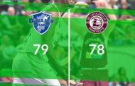 FIBA Basketball Champions League #Round1 2019-20: la Dinamo Sassari scherza con il fuoco ma batte allo scadere i lituani del BC Lietkabelis 79-78