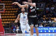 Legabasket LBA 11^andata 2019-20: la Virtus Segafredo Bologna ed il classico con l'Acqua S.Bernardo Cantù