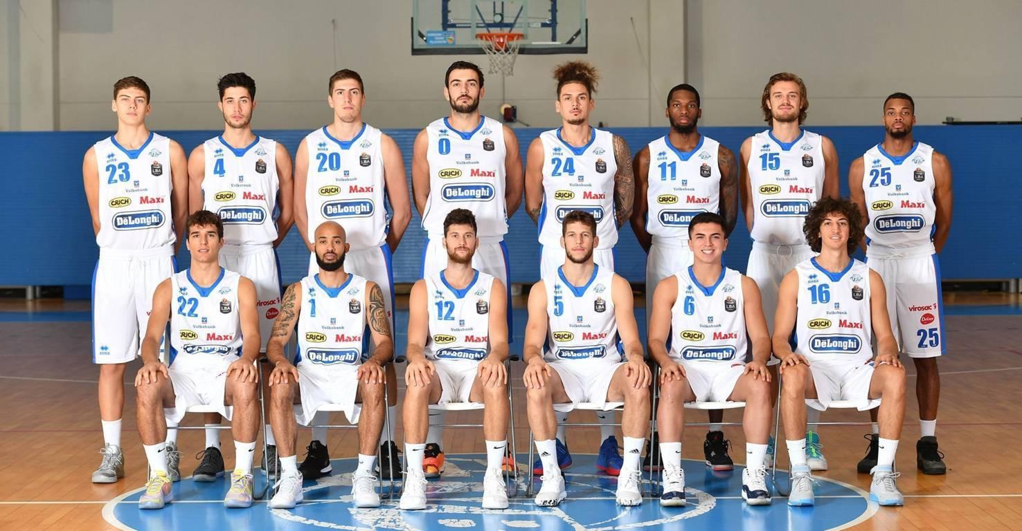 Legabasket LBA 3^giornata 2019-20: un binomio al comando ed è Dinamo Sassari con Virtus Bologna a punteggio pieno