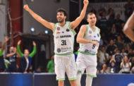 FIBA Basketball Champions League #Game3 2019-20: la Dinamo Sassari vince molto bene vs il Filou Oostende per 90-71
