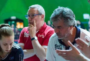 A2 Femminile girone Ovest 2019-20: Mauro Casadio