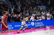 Legabasket LBA 9^giornata 2019-20: la Fortitudo è perfetta per 25 minuti e resiste alla rimonta tardiva dell`Olimpia