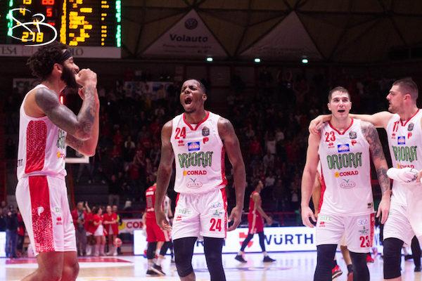 Legabasket LBA 9^giornata 2019-20: la preview di OriOra Pistoia-Acqua S.Bernardo Cantù