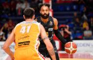 Legabasket LBA 9^giornata 2019-20: il #LunchMatch delle ore 12:00 è tra la Dolomiti Energia Trentino e la Vanoli Cremona