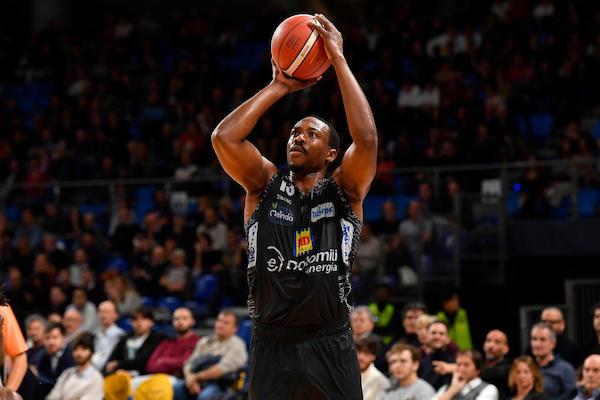 Legabasket LBA 11^andata 2019-20: l'anticipo di sabato è tra Dolomiti Energia Trentino ed Happy Casa Brindisi