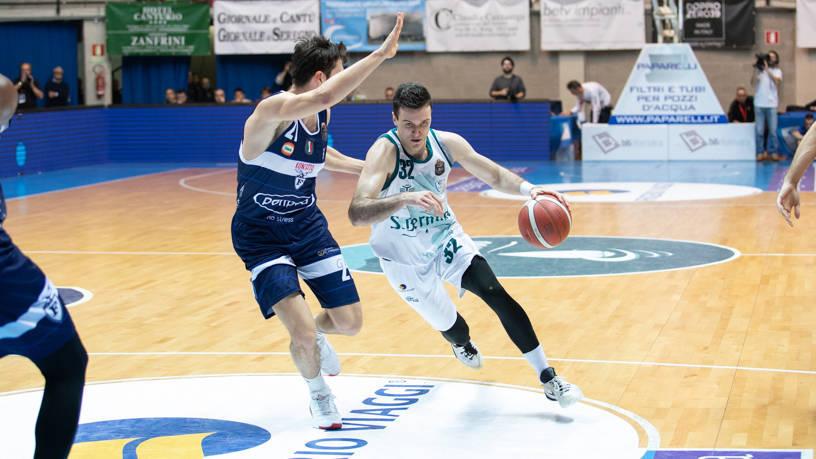 Legabasket LBA 10^andata 2019-20: la Fortitudo Bologna corsara batte all'OT l'Acqua S.Benedetto Cantù 82-84