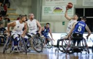 Basket in carrozzina #SerieAFipic 1^giornata 2019-20: ottimo esordio per l'UnipolSai Briantea84 che supera in casa la Dinamo Lab Sassari per 83-50